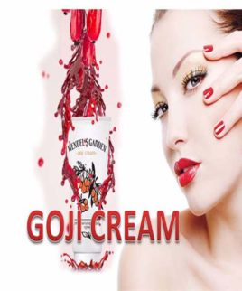 Goji Cream : teszt, összetétel, vélemények, használata..